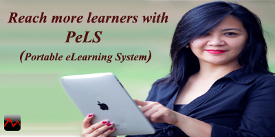 Portable e-Learning System (PeLS